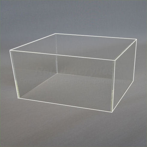 20cm x 30cm clear acrylic display box. Black Bedroom Furniture Sets. Home Design Ideas