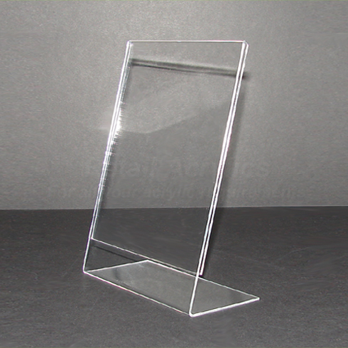 A5  Single Sided Poster Display Stand