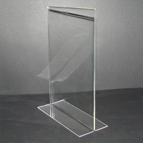 Double Sided Menu Display Stands