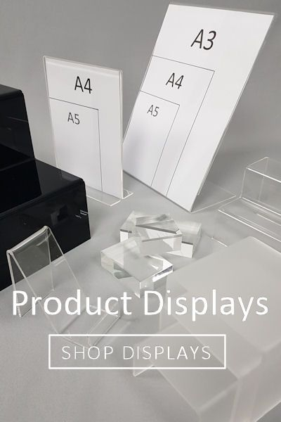 Acrylic Product Display